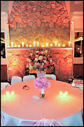 sweetheart tables photo