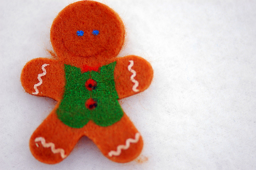 gingerbread men photo